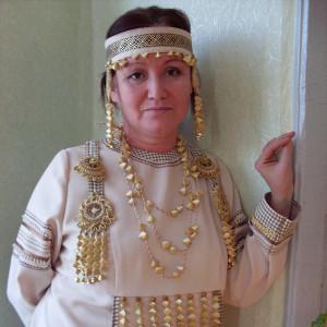 Чермянина Е. А. - ведущий методист по художественной обработке соломки