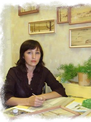 Серебренникова Е. Ю. - ведущий методист по художественной росписи