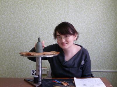 Селиверстова О. Е. - методист по художественной керамике