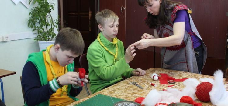 Рождественские игрушки своими руками