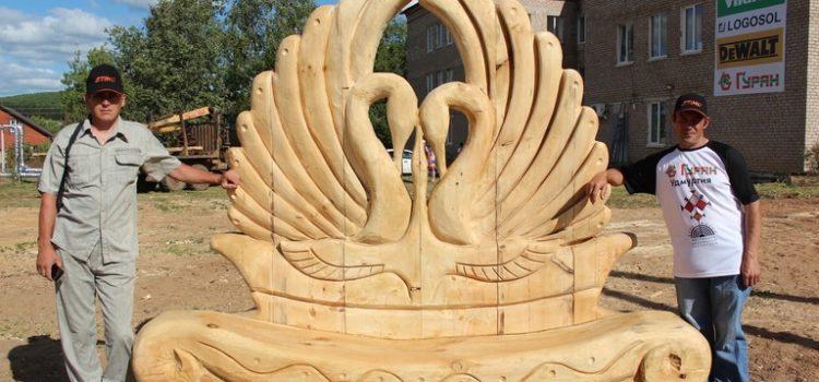 II Международный фестиваль парковых скульптур «Древо жизни». День пятый.