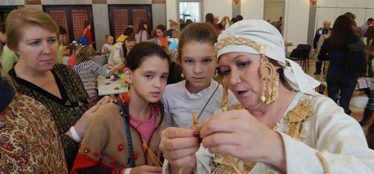XIV Всероссийский фольклорно-этнографический фестиваль «Кузьминки»