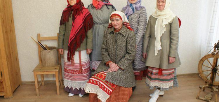 «Удмуртский ажур» и «Верхняя одежда удмуртов. Традиции и современность»